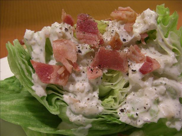 Lettuce Wedge Salad. Photo by puppitypup