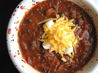 Crock Pot Steak and Black Bean Chili