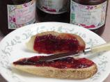 Plum Jam With Lime and Ginger