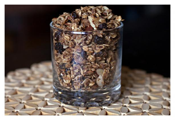 Healthy Granola. Photo by Callan54