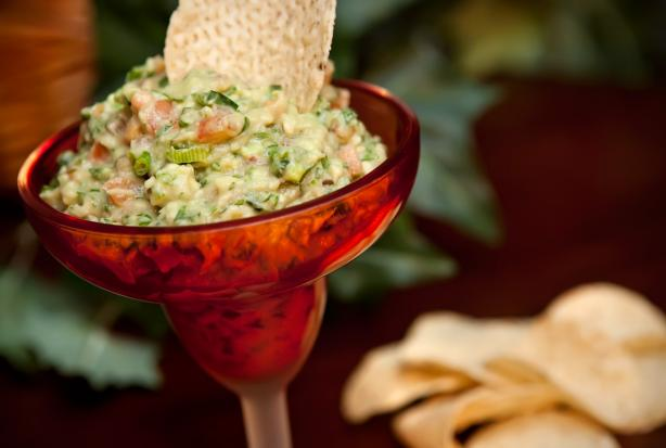Margarita Guacamole. Photo by CulinaryExplorer