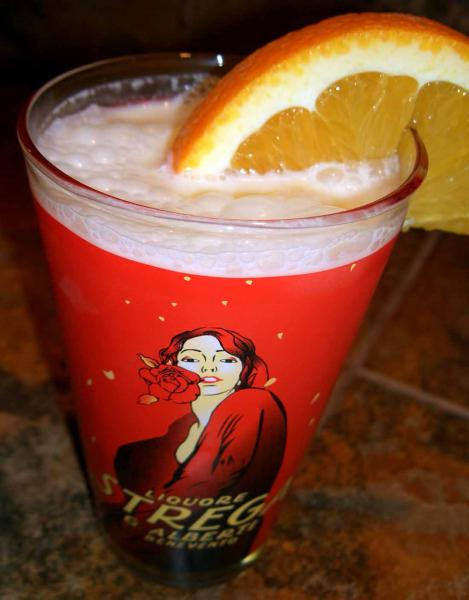 Strega Sun Witch (drink). Photo by mersaydees