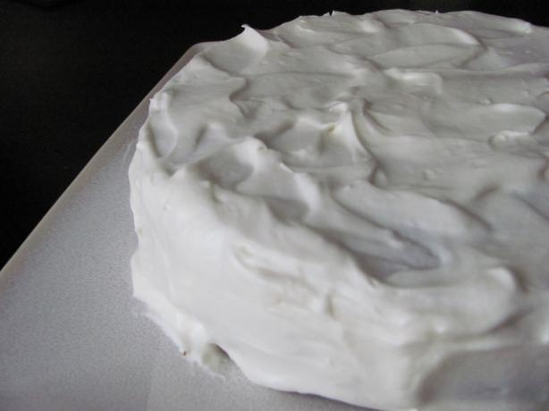 Banana Cake With Bourbon Cream Cheese Frosting. Photo by under12parsecs