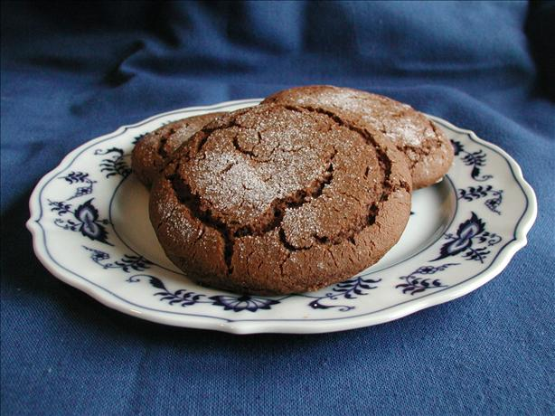 Soft Molasses Cookies. Photo by Mimi in Maine