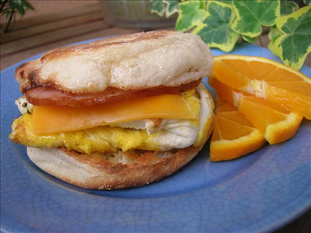 Egg Mcmuffin. Photo by Pam-I-Am