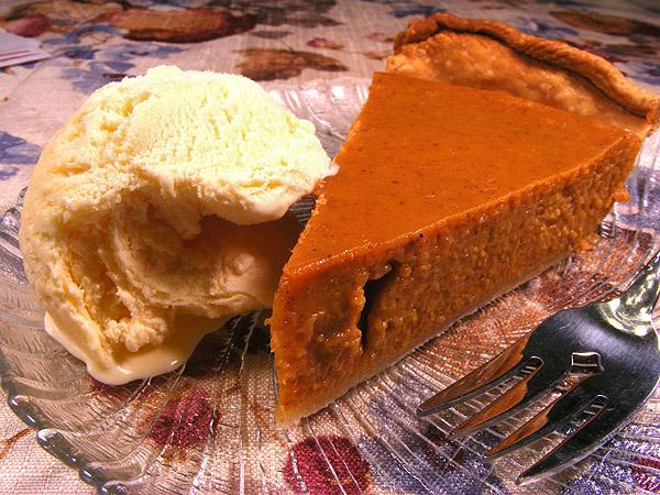 Pumpkin Pie...simply the Best!!. Photo by Lavender Lynn