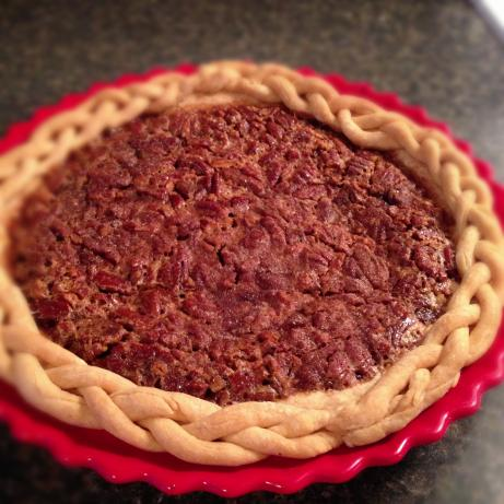 Utterly Deadly Southern Pecan Pie. Photo by Pstarke2