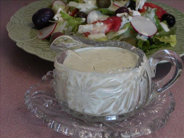 Feta Vinaigrette. Photo by Rita~