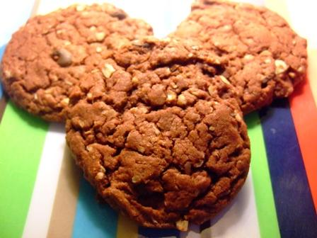 Oatmeal Chocolate Chip Pudding Cookies. Photo by HokiesMom