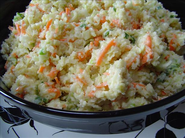 Kittencal&#39;s Famous Coleslaw. Photo by CountryLady