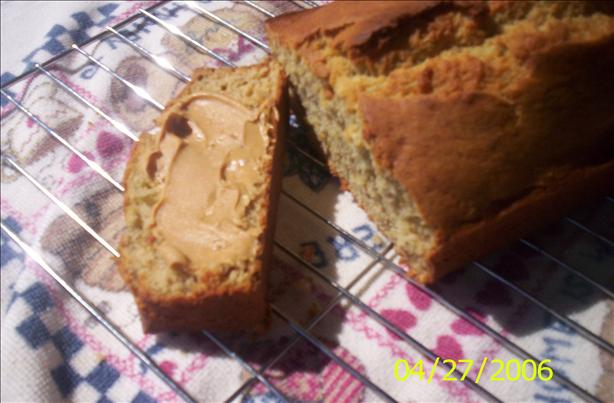 Banana Bread. Photo by Chef shapeweaver ©