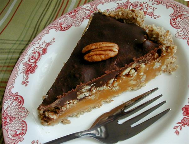 Chocolate Pecan Caramel Pie. Photo by ms_bold