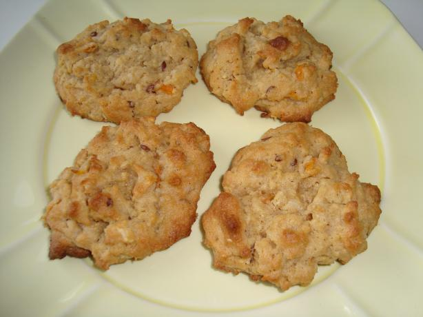 Apple Peanut Butter Breakfast Cookies. Photo by reena23