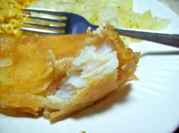 Long john silvers fish batter recipe for Recipe for fish batter