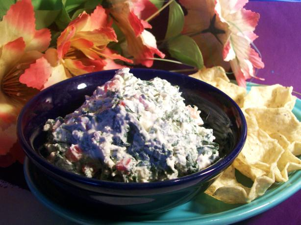 Spinach and Feta Dip. Photo by Sharon123