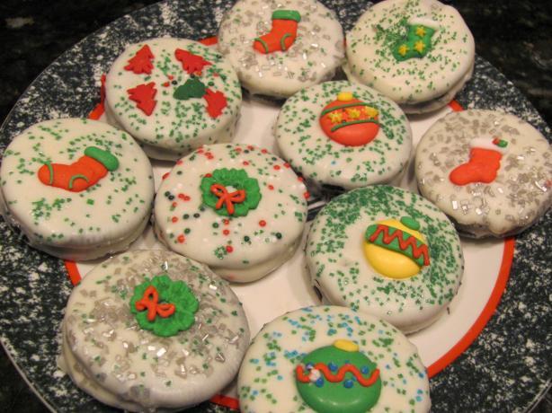 Sarah Afshar Decorative Christmas Cookies