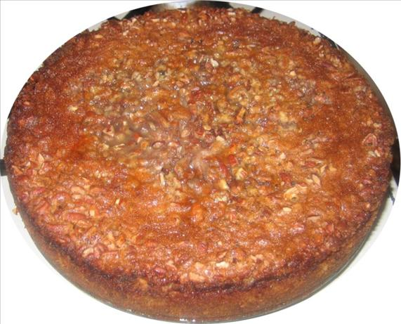 Pecan Cheesecake Pie. Photo by The Real Cake Baker