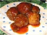 Sweet and Sour Jelly Meatballs AKA Jelly Meatballs