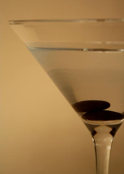 Chocolate Peppermint Martini. Photo by GaylaJ