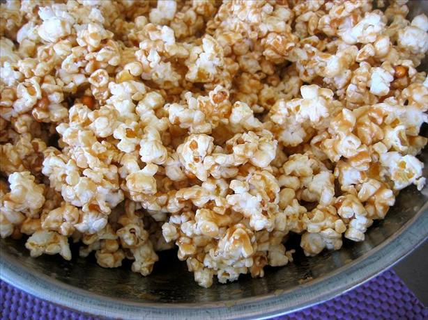 Microwave Caramel Corn. Photo by diner524