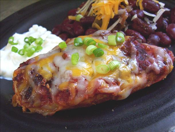 Low Carb Mexi Baked Chicken. Photo by * Pamela *