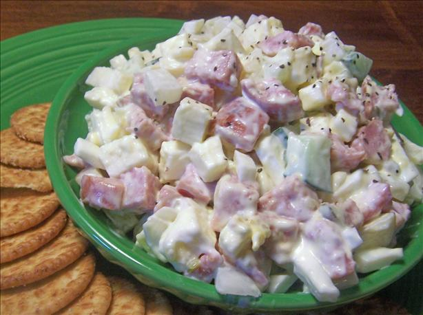 Fleischsalat (Meat Salad). Photo by *Parsley*