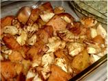 Sweet Potato- Apple Casserole