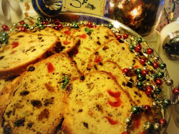 Eggnog Bread. Photo by truebrit