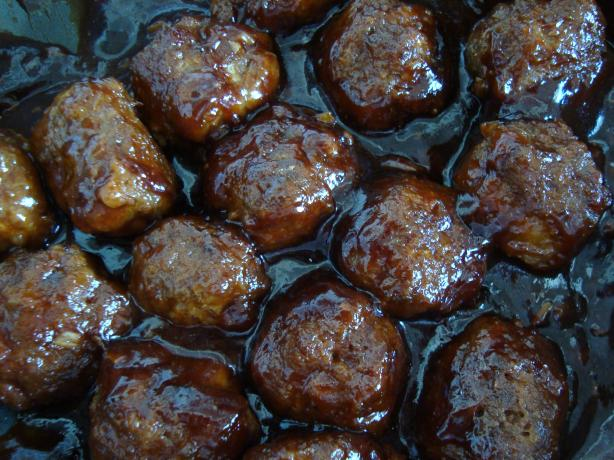 Chipotle-barbecue meatballs win over hot dogs and. How to your ...