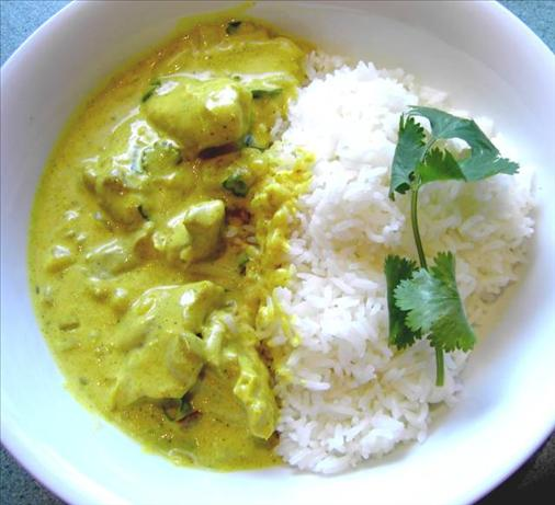 Chicken Korma a'la Eve. Photo by JustJanS
