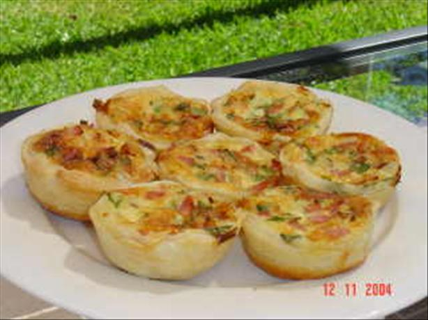 Rosemary's Mini Quiches. Photo by JessD