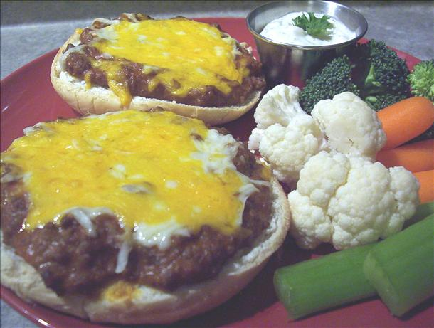 Pizza Burgers. Photo by * Pamela *