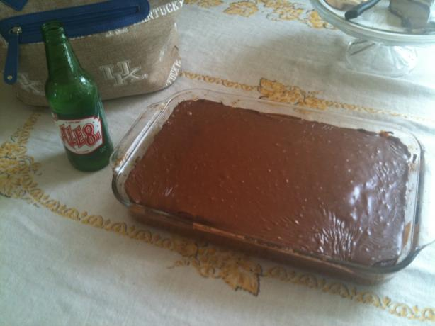 Ale 8 Cake. Photo by Chef #1226095