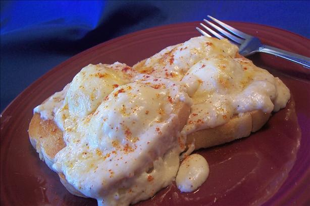 Paula Deen  Hard-Boiled Egg Casserole. Photo by *Parsley*