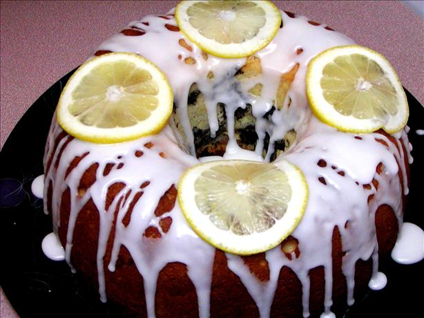 Lemon Poppy Seed Pound Cake. Photo by Rita~
