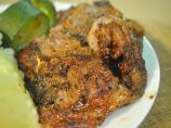 Lemon and Oregano Lamb Loin Chops