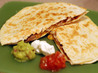Black Bean and Chicken Quesadillas. Recipe by Melissa_8201
