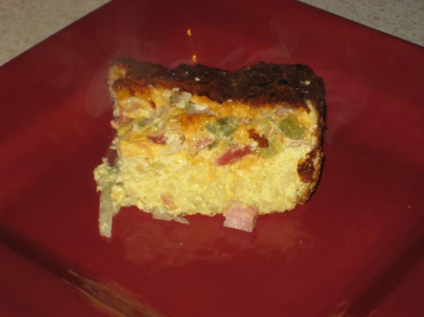 Breakfast Casserole. Photo by Kit Katchen