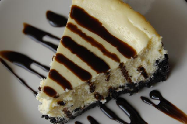 Peppermint Cheesecake. Photo by run for your life