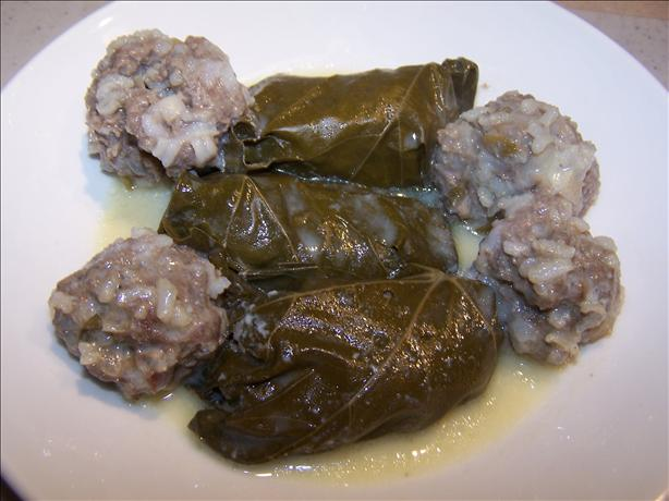 Dolmades. Photo by Columbus Foodie