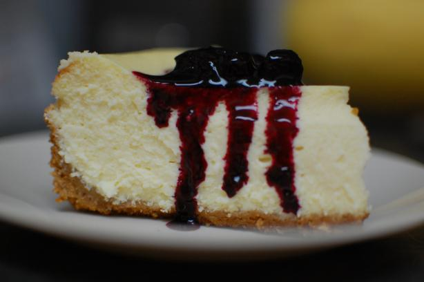 Cheesecake Factory Cheesecake. Photo by run for your life