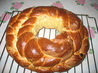 Julekake - Christmas Bread. Recipe by KCShell