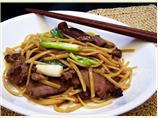Chinese Braised Beef and Noodles