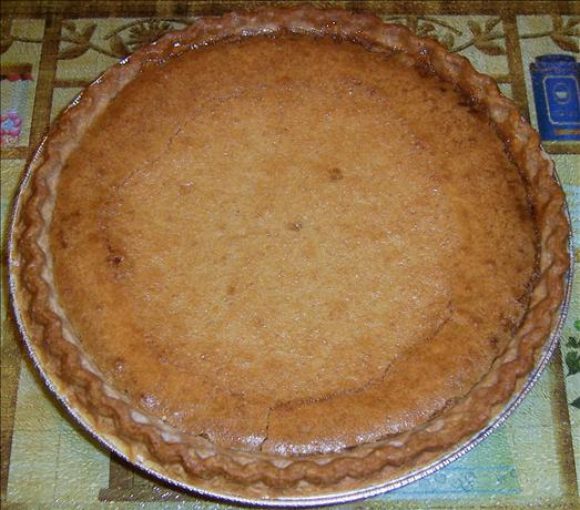 Brown Sugar Pie. Photo by Soup Fly *