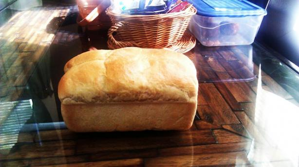 Softest Ever Bread Machine Bread. Photo by anniek36