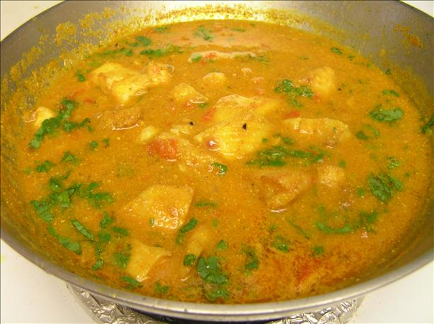 Fish Curry. Photo by sharda