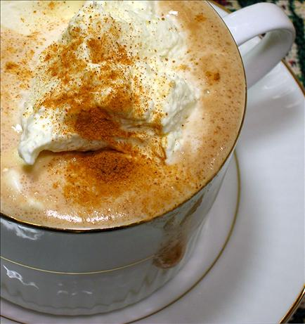 Godiva Devilishly Hot-Hot Chocolate With Cayenne Whipped Cream. Photo by - Carla -