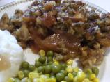 Pork Chops With Apples &amp; Stuffing