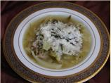 Italian Bacon Cabbage Soup