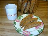 Barb's Gingerbread Biscotti